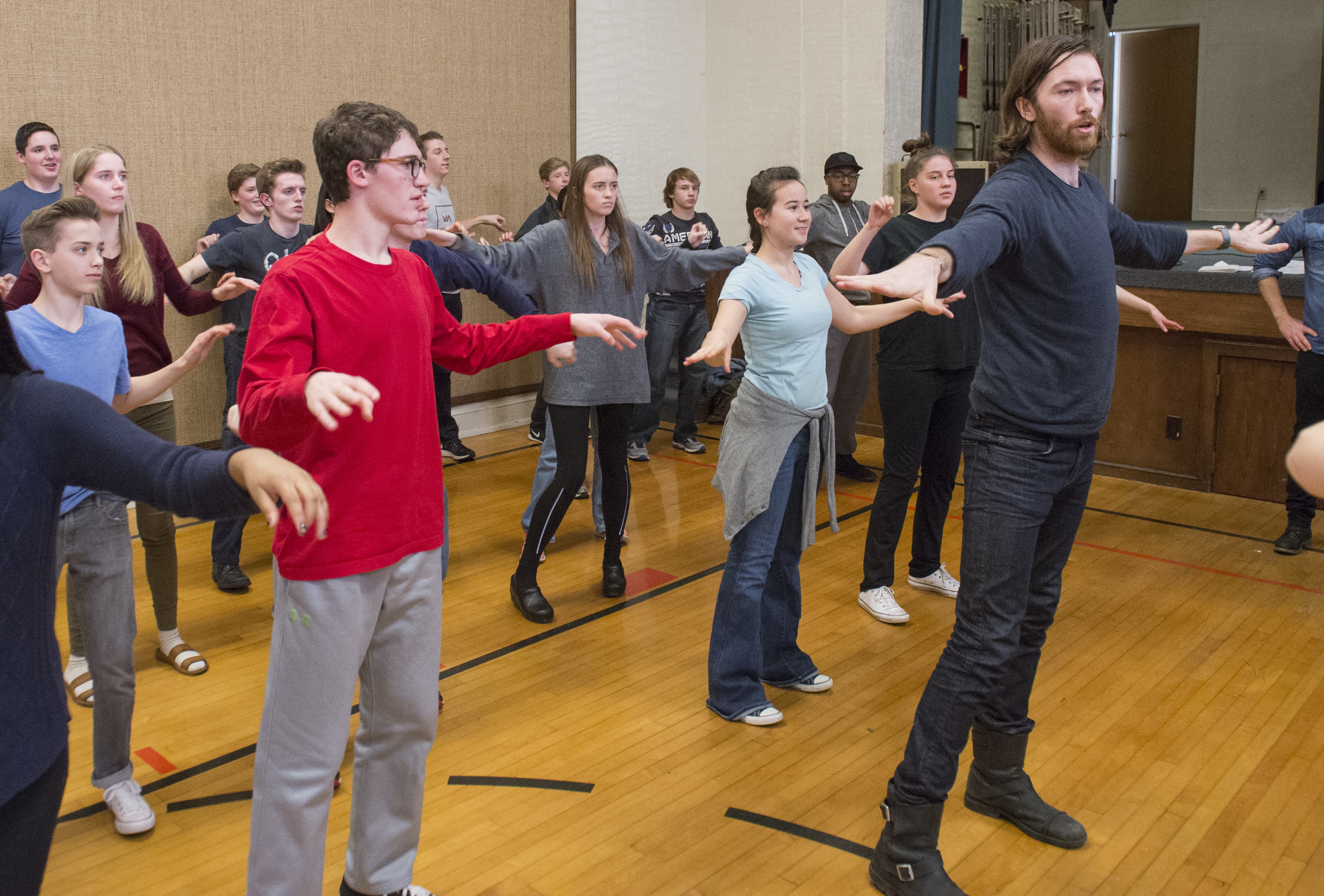 All hands on deck for Utah youth symphony and philharmonic