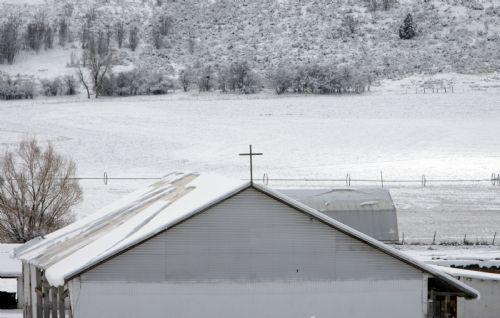 Trappist monastery in Huntsville