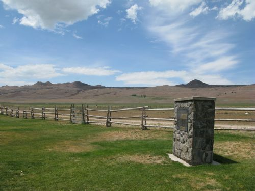 Garr Ranch on Antelope Island