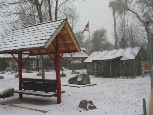  Robert F. Aldous cabin in Huntsville