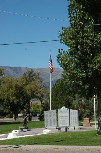 Circleville war memorial