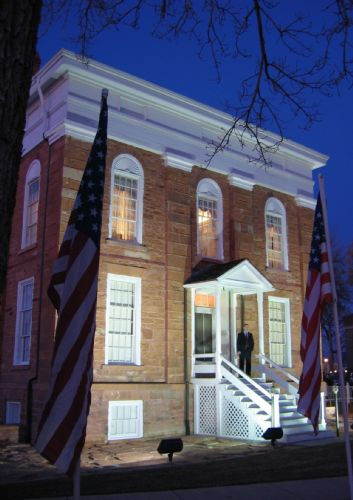  Territorial Statehouse State Park and Museum in Fillmore