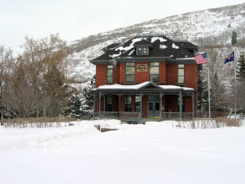  Park City Miner's Hospital