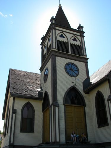 Eureka church