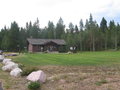  Bear River Ranger Station in Uintas