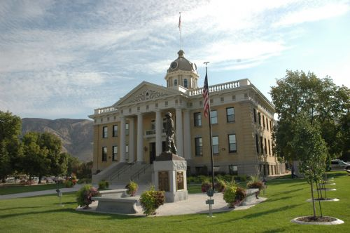  Brigham City courthouse