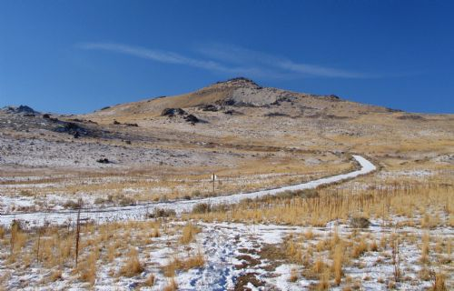  Frary Peak Trailhead at Antelope Island State Park 