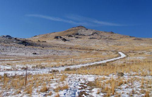 Frary Peak Trailhead at Antelope Island State Park
