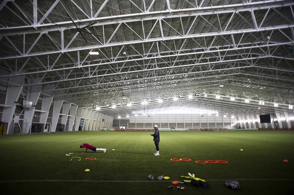 Take a 3-D tour of Real Salt Lake's massive new training facility - The  Salt Lake Tribune